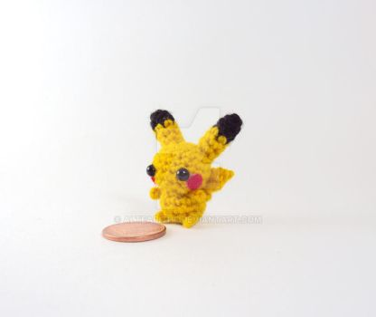 2nd Place - Pikachu by altearithe