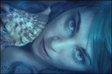 Mermaid by LadyAmdis