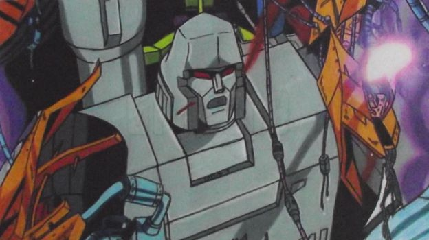 Week 13: Megatron by Starfire-Productions