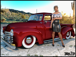 Betty I by MG3D