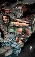 Lara Croft - Tomb Raider 04 by Seabra