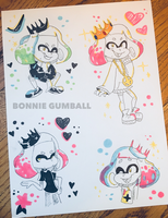 Pearl Doodles by Bonnie-Gumball
