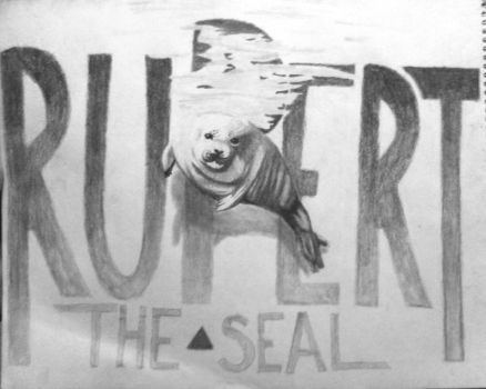 Rupert The Seal by Erebus39