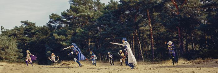 Fire Emblem Awakening - Together we Ride! by Rei-Suzuki