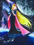 Queen Millennia watercolor by Anterie