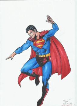 Superman by marcel815