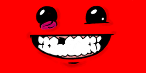 Super meat boy by lianit