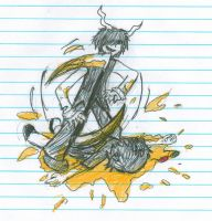 Sollux's Death by SlayersStronghold