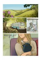 Mias and Elle Prologue: Page 01 by StressedJenny
