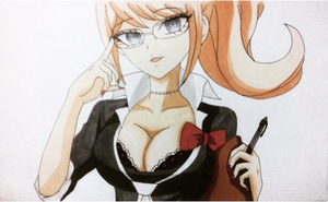Junko Done by rin-rose-art