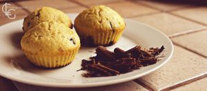 Muffins Triple Chocolat! by ClaraLG