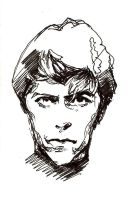 Davy Bowie by JustAnAmericanChick