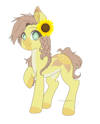 Sunshine Flower by ParadoxIsMadness