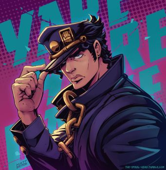 . : YARE YARE : . by radiationboyy