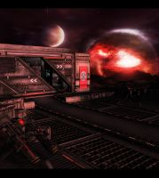 06_Scifi_Game_Exterior by Dandoombuggy