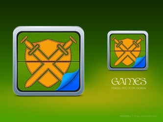 FengSJ Games Icon by fengsj