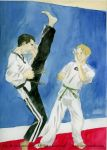 Martial Arts - Taekwondo 2 by jmdesantis