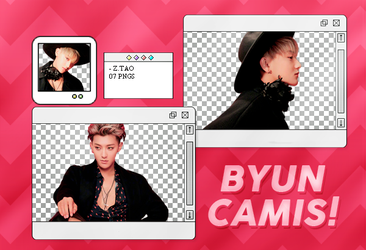 [PNG PACK #346] Z.TAO (Super Elle) by fairyixing