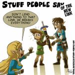 Stuff people say 321 by FlintofMother3