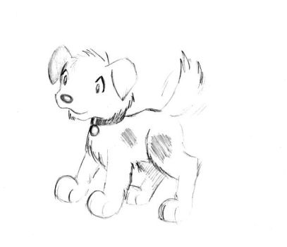 Puppy by Butterscotch25