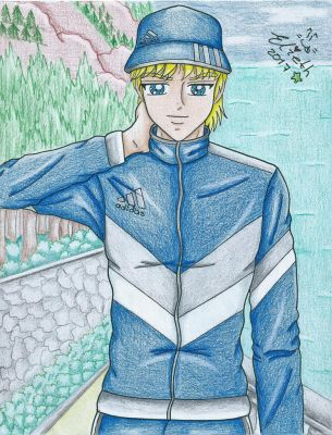 Gino with Cap by Elieth