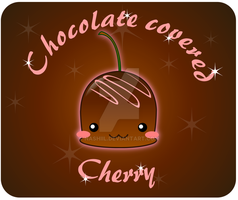 Chocolate Covered Cherry by Nashiil