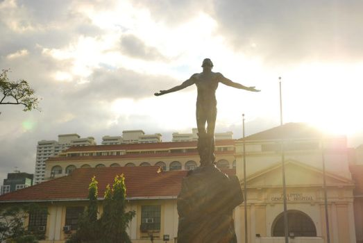 Oblation - PGH by iamcaryl