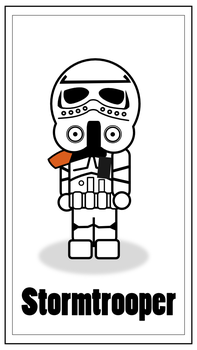 Stormtrooper (Tatooine version) by myoung25
