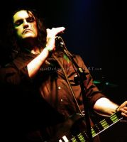 Type O Negative at Harpos by GrotesqueDarling13