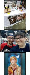 Indypopcon 17 by kuroitenshi13
