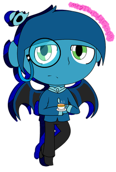 Here come dat Anti-Fairy boi by SquickWeeb