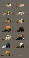 Fall Collection - flat sale by witherlings