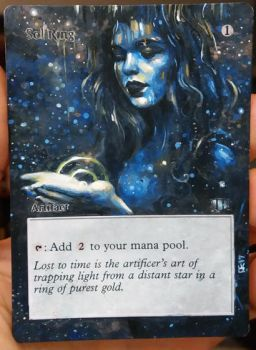 Magic Alteration: Sol Ring 8/14/17 by Ondal-the-Fool