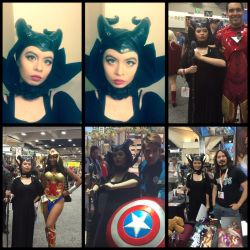 COMIC CON COLLAGE 2015 by aiyana231