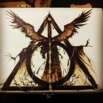 Deathly Hallows by Yuhyrn