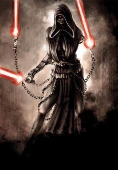 sith lordess by Nickykcin