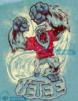 YETEE SHIRT final colors by pop-monkey
