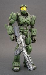 Master Chief Huge3 by Jin-Saotome