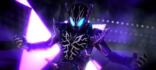 Crocodile In Rogue!! by DeinosJ48