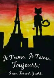 Je T'aime Toujours, Coccinelle by PuffytonDoesArt