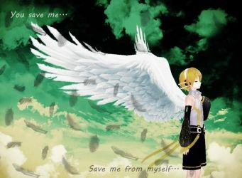 [MMD] Save me from myself... by AkuMaRin-Mia