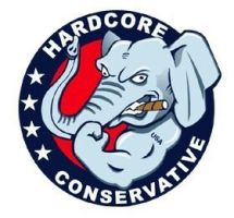 Hardcore Conservative by 19ana89