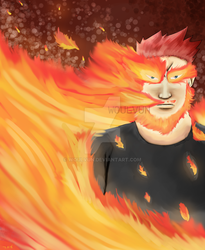 Endeavor by Woulvun