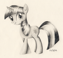 Twilight Sparkle by julie090995