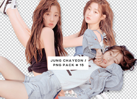Jung Chaeyeon PNG PACK #15 by faithbub