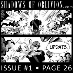 Shadows of Oblivion #1 - Page 26 Update! by Shono
