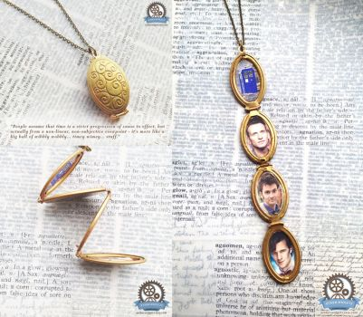 The Doctors Locket by AetherWidgets