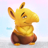 096 - Drowzee by TsaoShin