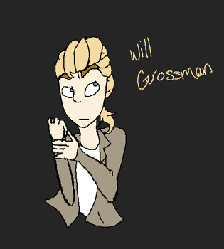 PianoTrickster AU Will Grossman by TheOperatorsShadow