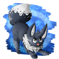 [Commission] .:Vulpecula:. by XRed-moon